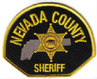 Nevada County Sheriff CA
