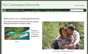 Our Celebrated Moments Event Planning